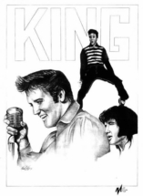 1-Elvis_by_Michael_Kingery