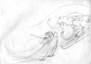 ANGEL-SERPANT