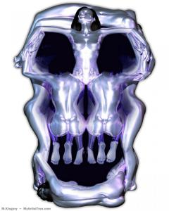Chrome_Women_Skull_2013